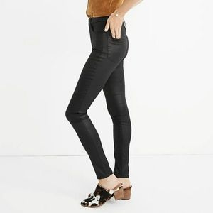 "NWT Madewell 10"" High-Rise Skinny Jeans SZ 29P"